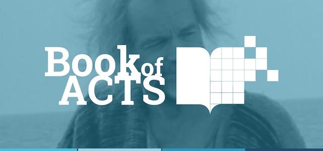 livro atos do apóstolos filme